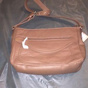 NWT Leather Shoulder bag**